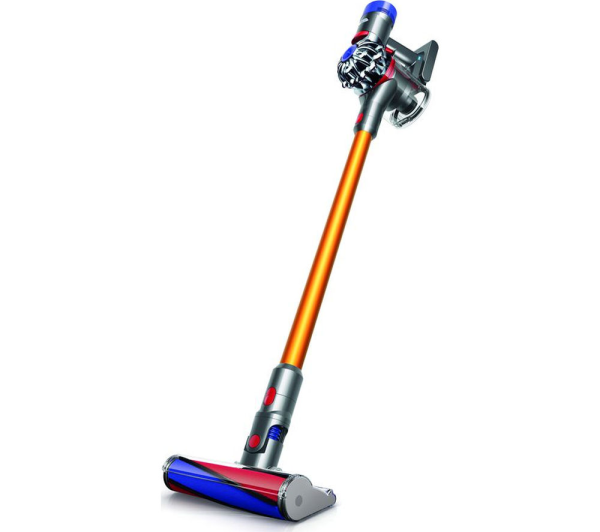 Dyson V8 Absolute - с двигателем V8